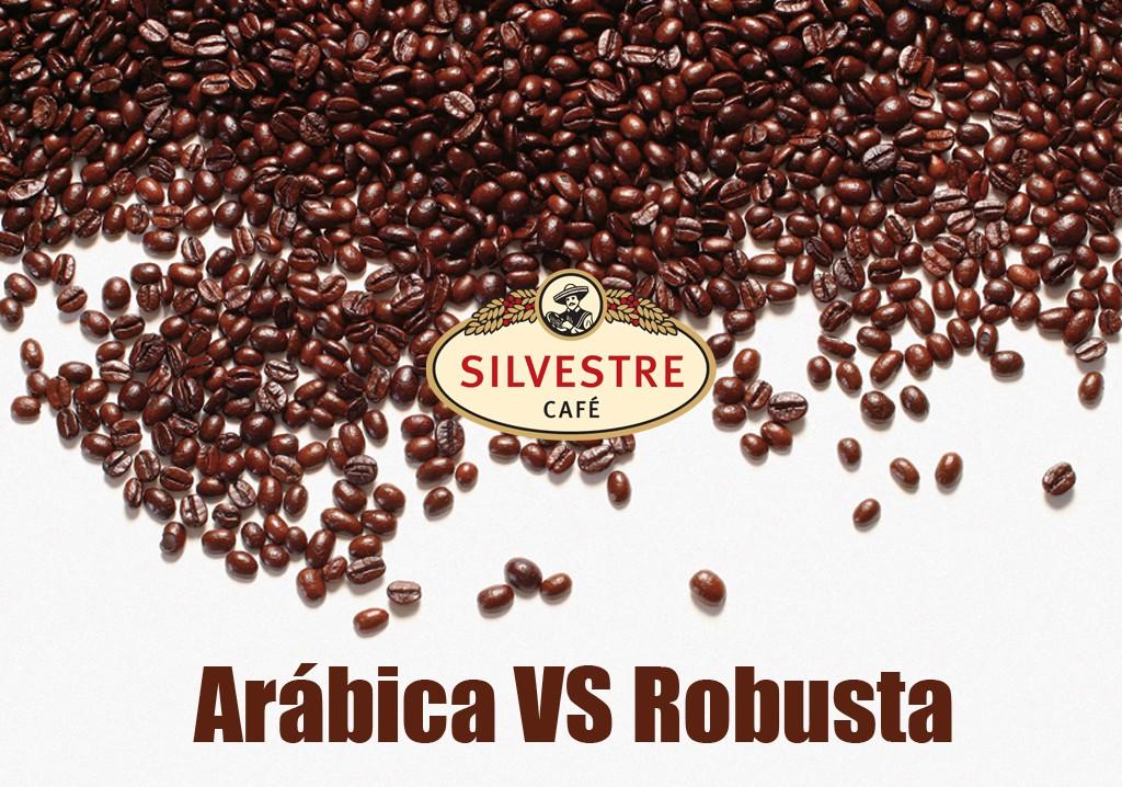café robusta, café arábica