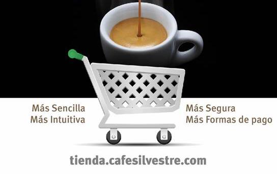 tienda online de café silvestre