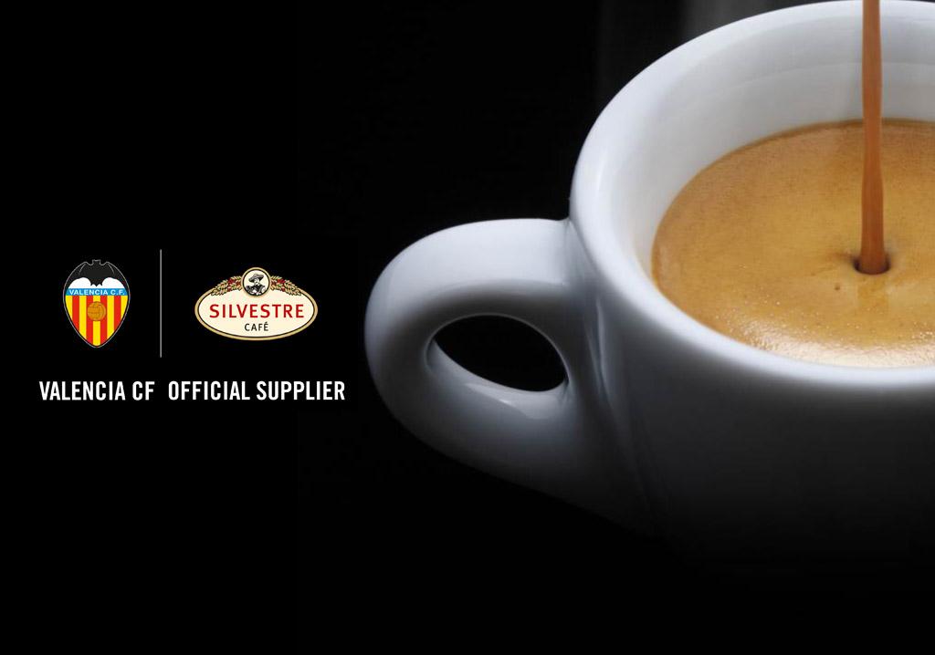 Café Silvestre con el fútbol