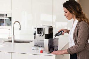 Descalcificar cafetera