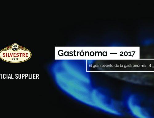 Café Silvestre participa en Gastrónoma 2017