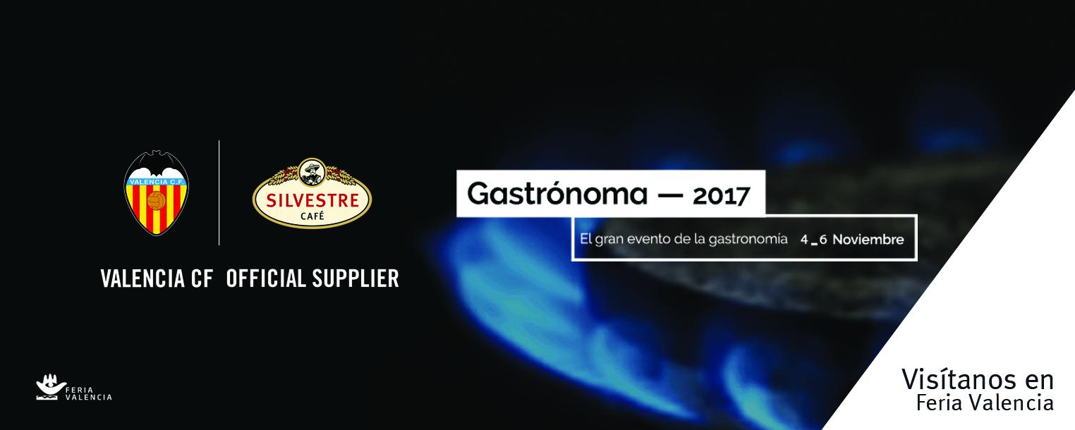 Invitación para gastrónoma 2017