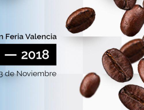 Café Silvestre estará presente en Gastrónoma 2018 como expositor y coorganizador del IX Campeonato de Baristas de la Comunitat Valenciana.