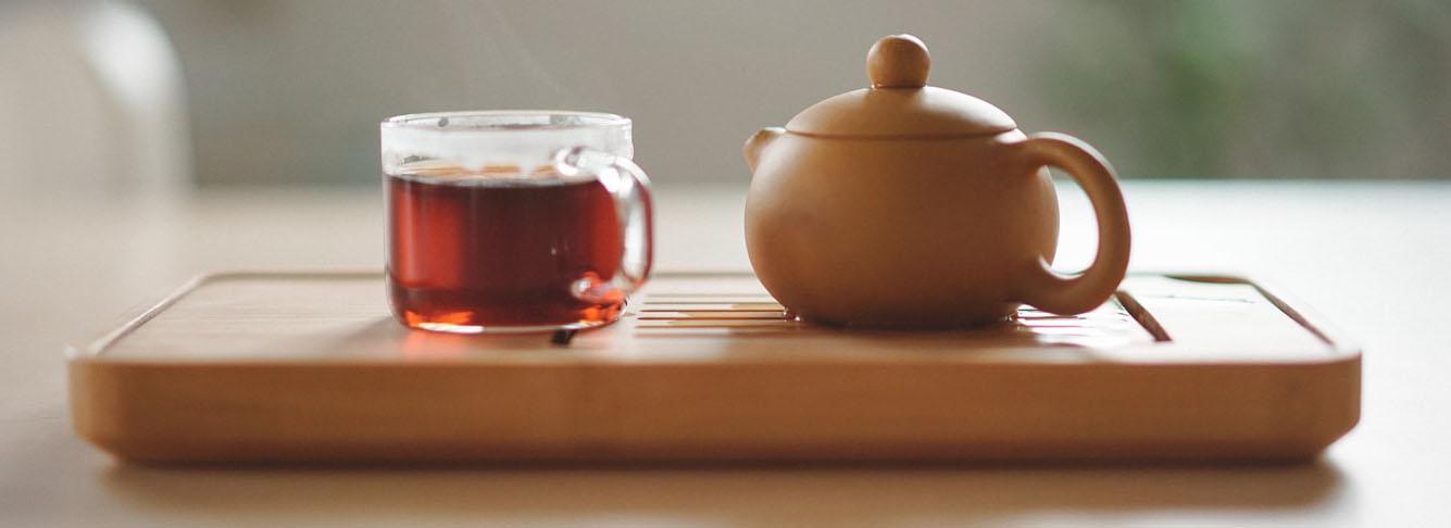 Té y tetera