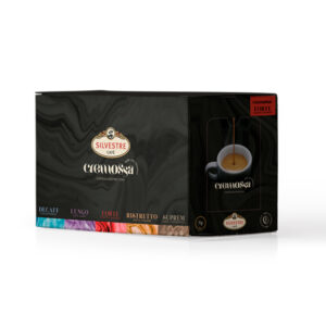 50 cápsulas café Forte de Café Silvestre